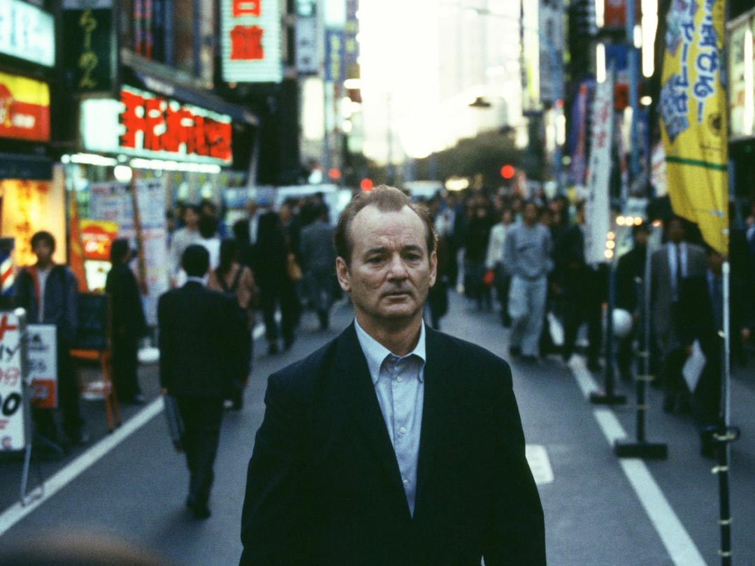 Film Still from <Lost in translation>, Focus Features
