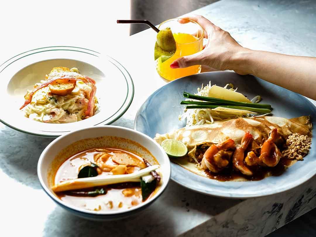 Editorial photo: Thai cuisine