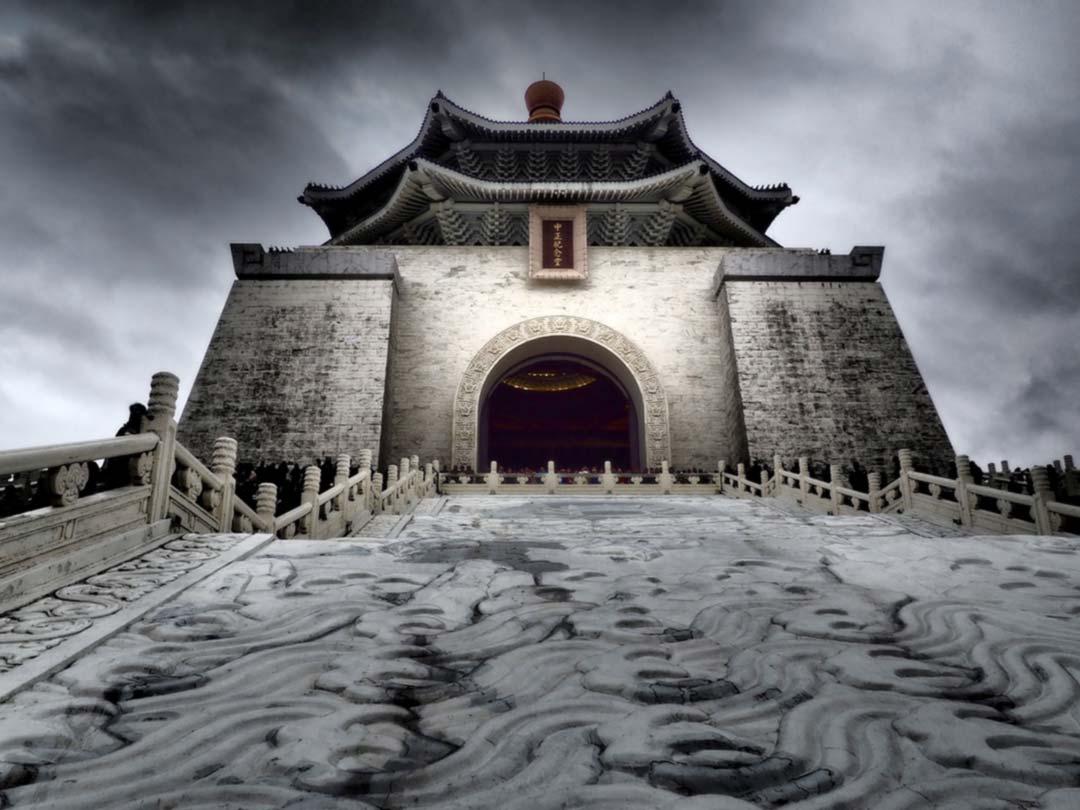 Photo: Taiwan palace
